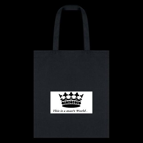 its a crowen - Tote Bag