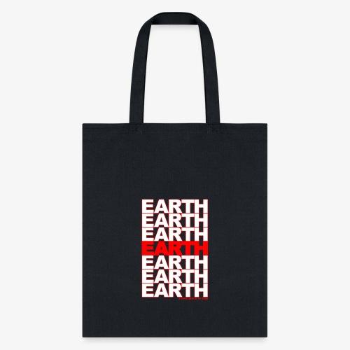 earth - take out - Tote Bag
