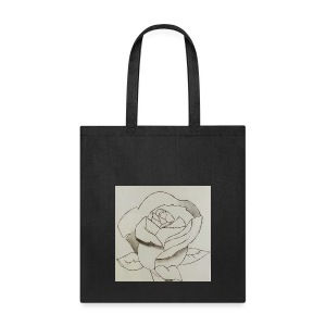 The Perfect Rose - Tote Bag