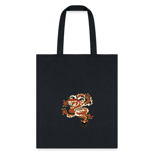 Dragon 1401 - Tote Bag