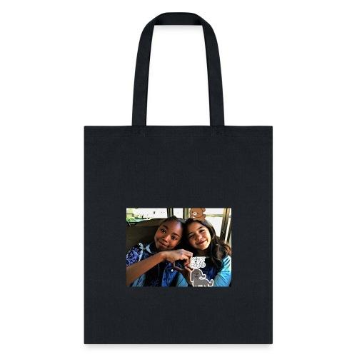 Alana and Sophia's crazy videos - Tote Bag