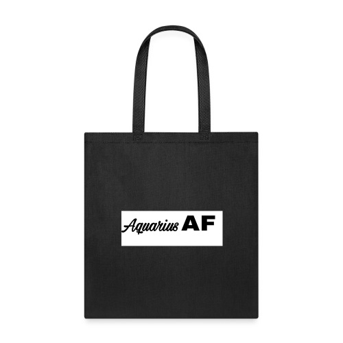 AQUARIUS - Tote Bag