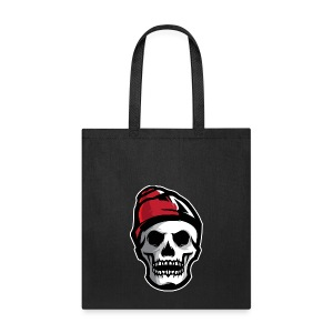 Custom Skull With Ice Cap Merch! - Tote Bag