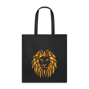 Golden Lion - Tote Bag