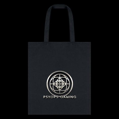 Psyops Gaming Logo - Tote Bag