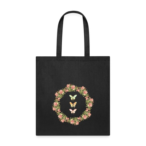 Floral Design - Tote Bag