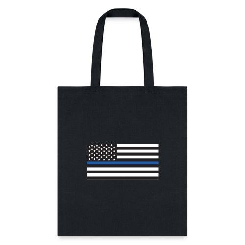 Thin Blue Line Apparel - Tote Bag