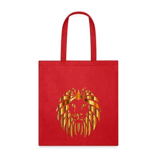 Golden Lion - Tote Bag
