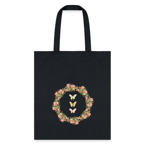 Floral Design - Tote Bag