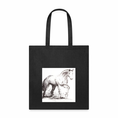 Stallion - Tote Bag