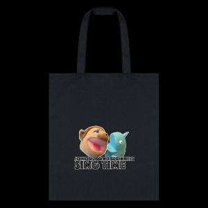 Jomosuis and Sprinkles Sing Time - Tote Bag