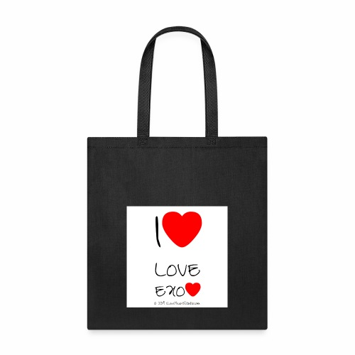 exo - Tote Bag