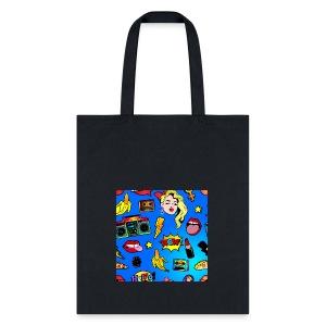 Pop art - Tote Bag