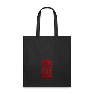 Everybody black - Tote Bag