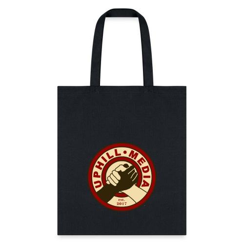 Uphill Media Logo - Tote Bag