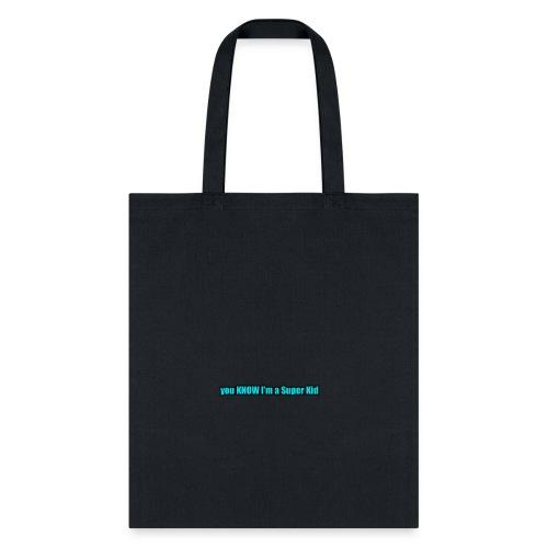 Super Kid - Tote Bag