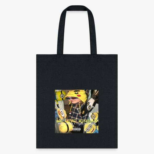WE LOVE MINIONS - Tote Bag