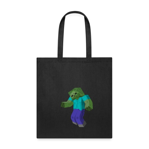 Mine-craft animation to go - Tote Bag