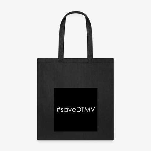 saveDTMV Swag - Tote Bag