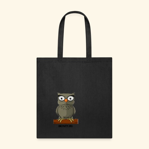 Owl Party - Tote Bag