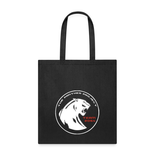 panthers white - Tote Bag