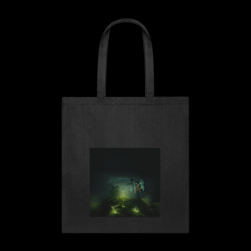 A Rest On Firefly Path - Tote Bag