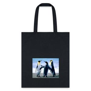 Penguins - Tote Bag