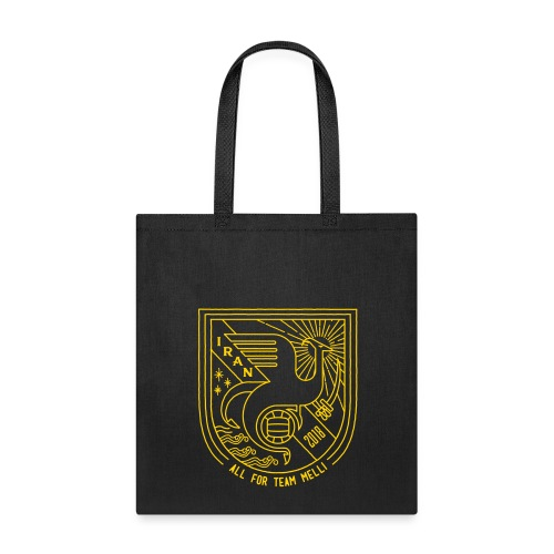 simorgh badge - Tote Bag