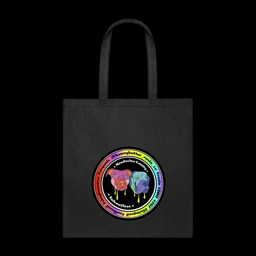 Multi Color Circle w/ OG Logo - Tote Bag