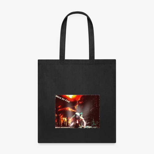 Mind On Fire - Tote Bag