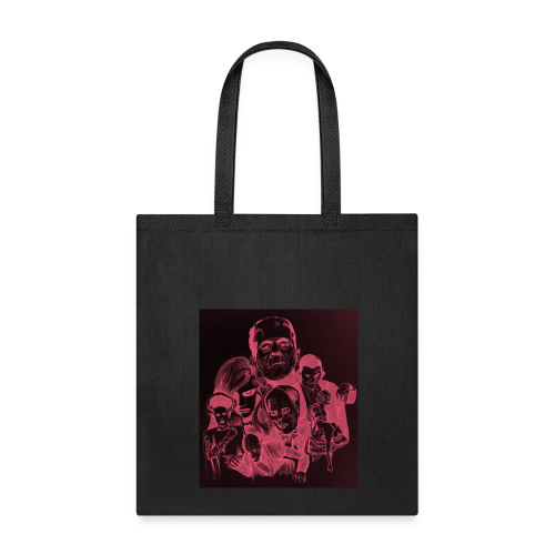 Classic Monsters - Tote Bag