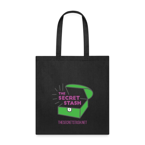 The Secret Stash - Tote Bag