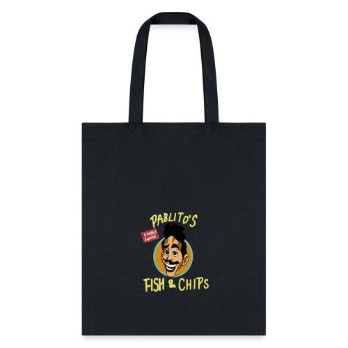 Pablitos fish and chips - Tote Bag