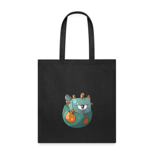 Cartoon Guardian - Tote Bag