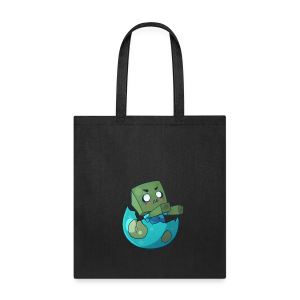 Cartoon Zombie - Tote Bag
