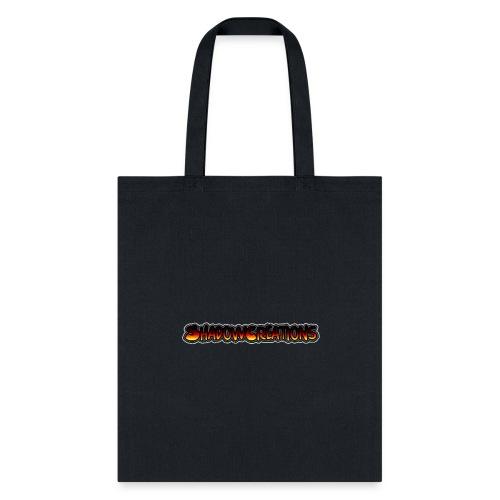 Shadow creations shirt logo - Tote Bag