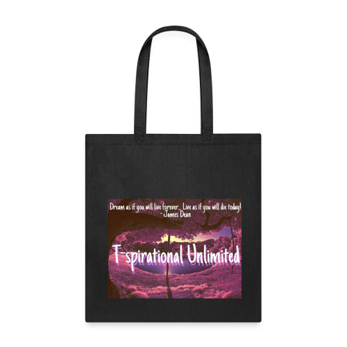 T-spirational Unlimited - Tote Bag