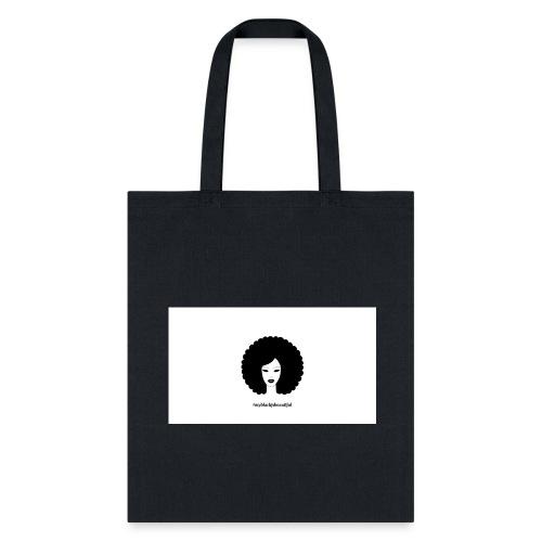 myblackisbeautiful - Tote Bag