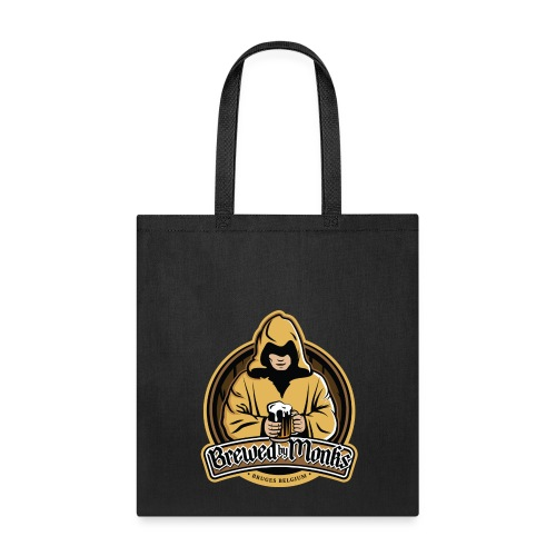 Brewed By Monks - Tote Bag