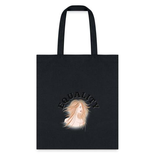 Woman equality day t-shirt - Tote Bag