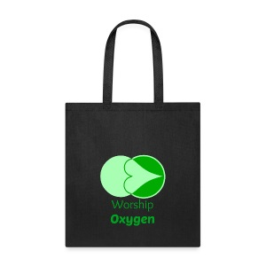 Worship Oxygen - Tote Bag