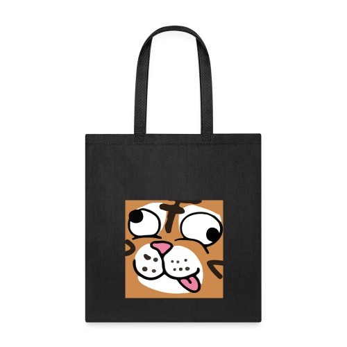 Derp tiger - Tote Bag