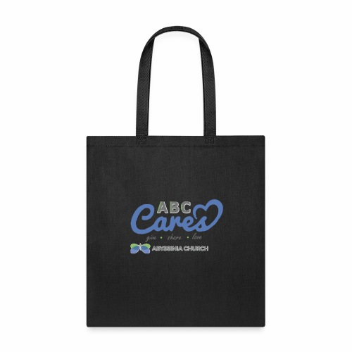 ABC Cares - Tote Bag