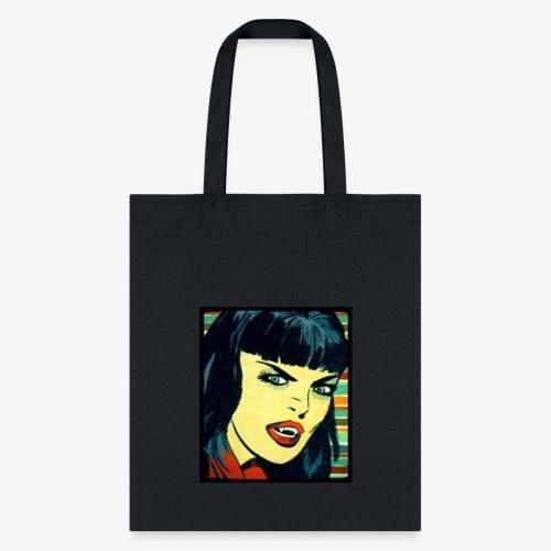 Vampire Girl - Tote Bag