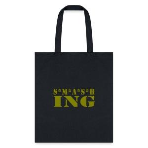 SMASHing - Tote Bag