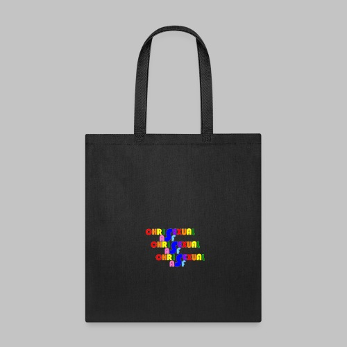 Chrisexual Trisexual - Tote Bag