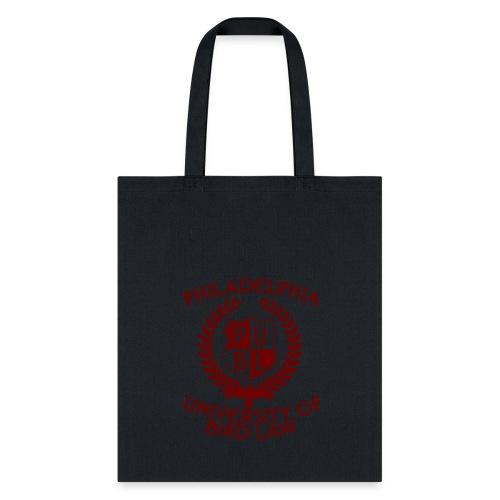 Philadelphia University of Bird Law - Tote Bag