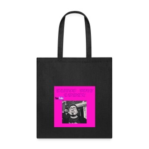 Women's Shirt on Old Lucky Street - Tote Bag