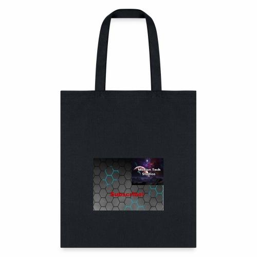 Motion Tech Bag - Tote Bag
