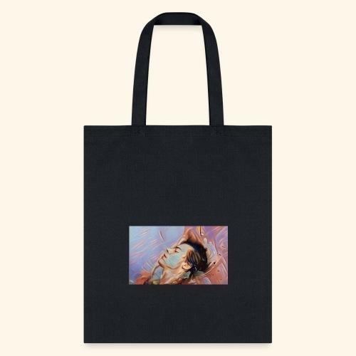 floating painting print - Tote Bag